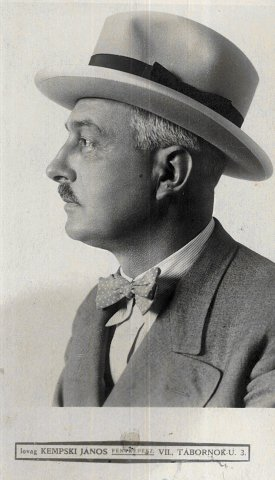 Portréfotó / Portrait photo (1930-as évek / 1930s)